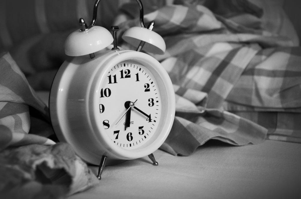Insomnia and Disrupted Sleep