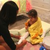 Wet-wrap therapy proven effective in children