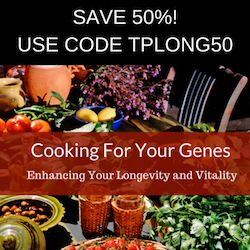 Don't Miss Half Off Cooking for Your Genes, NCG Health Solutions Webinar