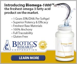 Biotics Research Biomega 1000