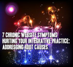 Website planning for your Integrative practice