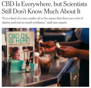 Science of CBD