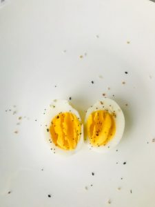 egg consumption and stroke
