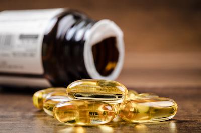 omega-3 fatty acids for triglyceride support