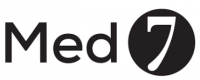 Med7 black logo